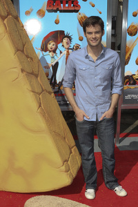 """Cloudy with a Chance of Meatballs"" Premiere Bill Hader9-12-2009 / Mann Village Theater / Westwood, CA / Columbia Pictures / Photo by Joelle Leder - Image 23792_0081"