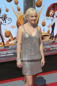 """Cloudy with a Chance of Meatballs"" Premiere Anna Faris9-12-2009 / Mann Village Theater / Westwood, CA / Columbia Pictures / Photo by Joelle Leder - Image 23792_0085"