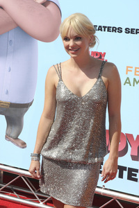 """Cloudy with a Chance of Meatballs"" Premiere Anna Faris9-12-2009 / Mann Village Theater / Westwood, CA / Columbia Pictures / Photo by Joelle Leder - Image 23792_0089"