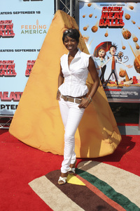 """""""Cloudy with a Chance of Meatballs"""" Premiere Vanessa A. Williams9-12-2009 / Mann Village Theater / Westwood, CA / Columbia Pictures / Photo by Joelle Leder - Image 23792_0098"""