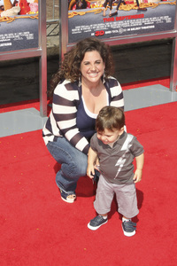 """""""Cloudy with a Chance of Meatballs"""" Premiere Marissa Jaret Winokur, Zev Issac Miller9-12-2009 / Mann Village Theater / Westwood, CA / Columbia Pictures / Photo by Joelle Leder - Image 23792_0108"""