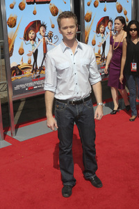 """Cloudy with a Chance of Meatballs"" Premiere Neil Patrick Harris9-12-2009 / Mann Village Theater / Westwood, CA / Columbia Pictures / Photo by Joelle Leder - Image 23792_0111"