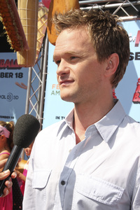 """Cloudy with a Chance of Meatballs"" Premiere Neil Patrick Harris9-12-2009 / Mann Village Theater / Westwood, CA / Columbia Pictures / Photo by Joelle Leder - Image 23792_0122"