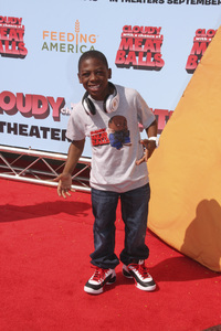 """""""Cloudy with a Chance of Meatballs"""" Premiere Bobb"""