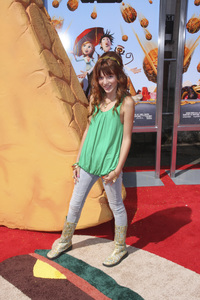 """Cloudy with a Chance of Meatballs"" Premiere Bella Thorne9-12-2009 / Mann Village Theater / Westwood, CA / Columbia Pictures / Photo by Joelle Leder - Image 23792_0132"