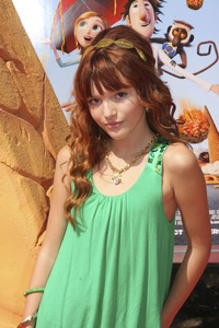"""Cloudy with a Chance of Meatballs"" Premiere Bella Thorne9-12-2009 / Mann Village Theater / Westwood, CA / Columbia Pictures / Photo by Joelle Leder - Image 23792_0135"