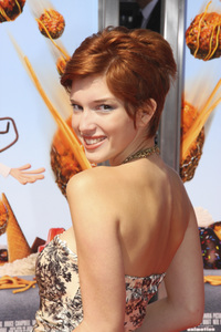 """Cloudy with a Chance of Meatballs"" Premiere Dani Thorne9-12-2009 / Mann Village Theater / Westwood, CA / Columbia Pictures / Photo by Joelle Leder - Image 23792_0136"