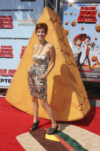 """Cloudy with a Chance of Meatballs"" Premiere Dani Thorne9-12-2009 / Mann Village Theater / Westwood, CA / Columbia Pictures / Photo by Joelle Leder - Image 23792_0139"