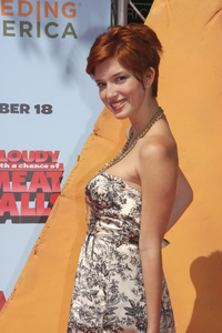 """""""Cloudy with a Chance of Meatballs"""" Premiere Dani Thorne9-12-2009 / Mann Village Theater / Westwood, CA / Columbia Pictures / Photo by Joelle Leder - Image 23792_0142"""