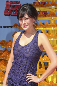 """""""Cloudy with a Chance of Meatballs"""" Premiere Lindsay Price9-12-2009 / Mann Village Theater / Westwood, CA / Columbia Pictures / Photo by Joelle Leder - Image 23792_0145"""