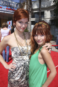 """Cloudy with a Chance of Meatballs"" Premiere Dani Thorne and Bella Thorne9-12-2009 / Mann Village Theater / Westwood, CA / Columbia Pictures / Photo by Joelle Leder - Image 23792_0150"