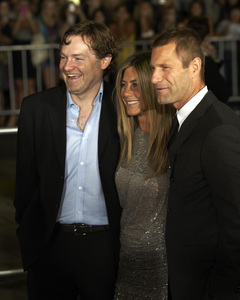 """Love Happens"" Premiere Director Brandon Camp, Jennifer Aniston, Aaron Eckhart9-15-2009 / Mann Village Theater / Westwood, CA / Universal Pictures / Photo by Benny Haddad - Image 23793_0040"