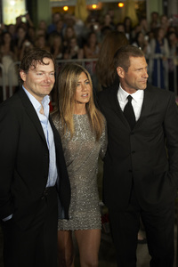 """Love Happens"" Premiere Director Brandon Camp, Jennifer Aniston, Aaron Eckhart9-15-2009 / Mann Village Theater / Westwood, CA / Universal Pictures / Photo by Benny Haddad - Image 23793_0041"