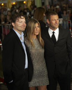 """Love Happens"" Premiere Director Brandon Camp, Jennifer Aniston, Aaron Eckhart9-15-2009 / Mann Village Theater / Westwood, CA / Universal Pictures / Photo by Benny Haddad - Image 23793_0043"