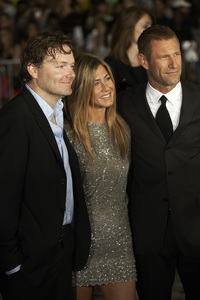 """Love Happens"" Premiere Director Brandon Camp, Jennifer Aniston, Aaron Eckhart9-15-2009 / Mann Village Theater / Westwood, CA / Universal Pictures / Photo by Benny Haddad - Image 23793_0044"