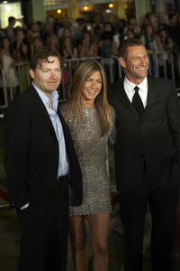 """Love Happens"" Premiere Director Brandon Camp, Jennifer Aniston, Aaron Eckhart9-15-2009 / Mann Village Theater / Westwood, CA / Universal Pictures / Photo by Benny Haddad - Image 23793_0046"