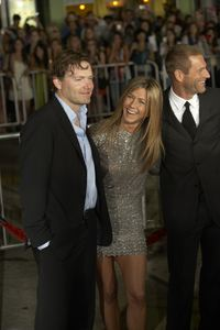 """""""Love Happens"""" Premiere Brandon Camp, Jennifer Aniston, and Aaron Eckhart9-15-2009 / Mann Village Theater / Westwood, CA / Universal Pictures / Photo by Benny Haddad - Image 23793_0088"""