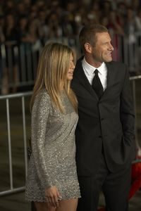 """""""Love Happens"""" Premiere Aaron Eckhart and Jennifer Aniston9-15-2009 / Mann Village Theater / Westwood, CA / Universal Pictures / Photo by Benny Haddad - Image 23793_0089"""