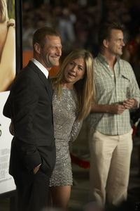 """""""Love Happens"""" Premiere Aaron Eckhart and Jennifer Aniston9-15-2009 / Mann Village Theater / Westwood, CA / Universal Pictures / Photo by Benny Haddad - Image 23793_0090"""