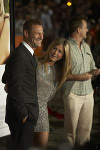 """""""Love Happens"""" Premiere Aaron Eckhart and Jennifer Aniston9-15-2009 / Mann Village Theater / Westwood, CA / Universal Pictures / Photo by Benny Haddad - Image 23793_0091"""