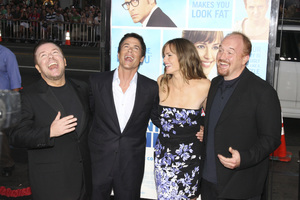 """The Invention of Lying"" Premiere Ricky Gervais, Rob Lowe, Jennifer Garner, Louis C.K.9-21-2009 / Grauman"