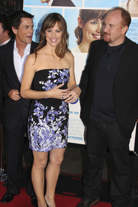 """The Invention of Lying"" Premiere Rob Lowe, Jennifer Garner, Louis C.K.9-21-2009 / Grauman"