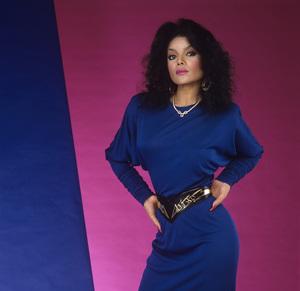 La Toya Jackson1980 © 1980 Bobby Holland - Image 23795_0001