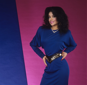 La Toya Jackson1980 © 1980 Bobby Holland - Image 23795_0002