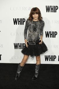 """Whip It""Bella Thorne9-29-2009 / Grauman"