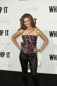 """Whip It""Kaili Thorne9-29-2009 / Grauman"