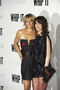 """""""Whip It""""Zoe Bell, Juliette Lewis9-29-2009 / Grauman"""