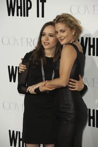 """Whip It""Ellen Page, Drew Barrymore9-29-2009 / Grauman"