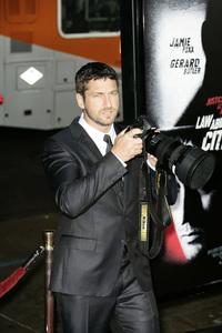 """Law Abiding Citizen"" PremiereGerard Butler10-6-2009 / Grauman"