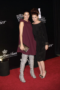 Rodeo Drive Walk of Style AwardDebra Messing and Angie Harmon10-22-2009 / Rodeo Drive / Beverly Hills, CA / Photo by Benny Haddad - Image 23800_0027