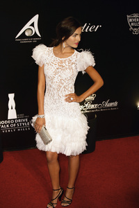 Rodeo Drive Walk of Style AwardCamilla Belle10-22-2009 / Rodeo Drive / Beverly Hills, CA / Photo by Benny Haddad - Image 23800_0045