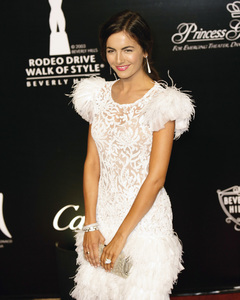 Rodeo Drive Walk of Style AwardCamilla Belle10-22-2009 / Rodeo Drive / Beverly Hills, CA / Photo by Benny Haddad - Image 23800_0053