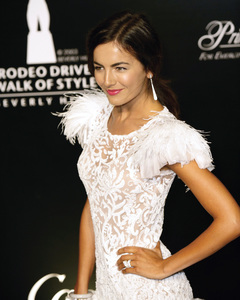 Rodeo Drive Walk of Style AwardCamilla Belle10-22-2009 / Rodeo Drive / Beverly Hills, CA / Photo by Benny Haddad - Image 23800_0054