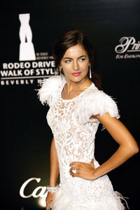 Rodeo Drive Walk of Style AwardCamilla Belle10-22-2009 / Rodeo Drive / Beverly Hills, CA / Photo by Benny Haddad - Image 23800_0055