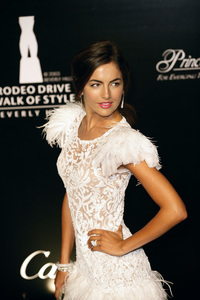Rodeo Drive Walk of Style AwardCamilla Belle10-22-2009 / Rodeo Drive / Beverly Hills, CA / Photo by Benny Haddad - Image 23800_0056