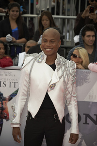 """""""This Is It"""" PremiereTravis Payne10-27-2009 / Nokia Theatre L.A. Live / Los Angeles, CA / Columbia Pictures / Photo by Benny Haddad - Image 23803_0006"""