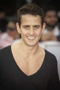 """""""This Is It"""" PremiereJoey McIntyre10-27-2009 / Nokia Theatre L.A. Live / Los Angeles, CA / Columbia Pictures / Photo by Benny Haddad - Image 23803_0136"""