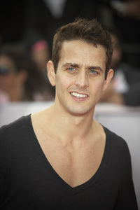 """""""This Is It"""" PremiereJoey McIntyre10-27-2009 / Nokia Theatre L.A. Live / Los Angeles, CA / Columbia Pictures / Photo by Benny Haddad - Image 23803_0137"""