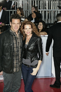 """""""This Is It"""" PremiereBart Johnson, Robyn Lively10-27-2009 / Nokia Theatre L.A. Live / Los Angeles, CA / Columbia Pictures / Photo by Benny Haddad - Image 23803_0243"""