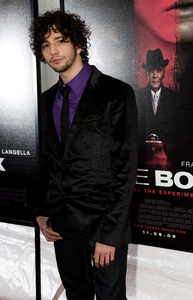 """The Box"" PremiereJohn Magaro11-4-2009 / AMC Loews Lincoln Square 13 / New York, NY / Warner Brothers / Photo by Sharon Vine - Image 23807_0020"