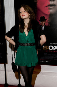 """""""The Box"""" PremiereEmily Meade11-4-2009 / AMC Loews Lincoln Square 13 / New York, NY / Warner Brothers / Photo by Sharon Vine - Image 23807_0023"""