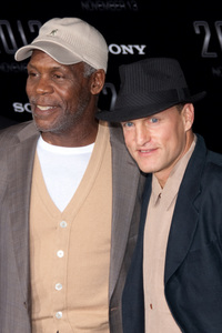 """""""2012"""" PremiereDanny Glover and Woody Harrelson11-3-2009 / Regal Cinemas LA Live / Los Angeles CA / Columbia Pictures / Photo by Joelle Leder - Image 23808_0084"""