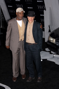 """""""2012"""" PremiereDanny Glover and Woody Harrelson11-3-2009 / Regal Cinemas LA Live / Los Angeles CA / Columbia Pictures / Photo by Joelle Leder - Image 23808_0086"""