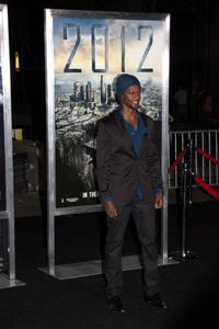 """2012"" PremiereEdi Gathegi11-3-2009 / Regal Cinemas LA Live / Los Angeles CA / Columbia Pictures / Photo by Joelle Leder - Image 23808_0129"
