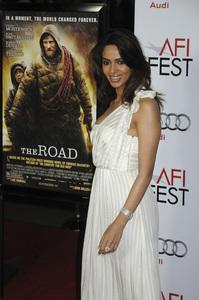 """""""The Road"""" PremiereMallika Sherawat11-4-2009 / Grauman"""