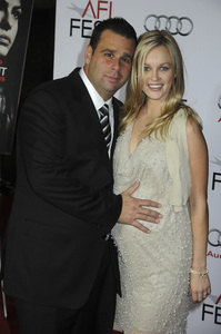 """The Road"" PremiereRandall Emmett and Ambyr Childers11-4-2009 / Grauman"